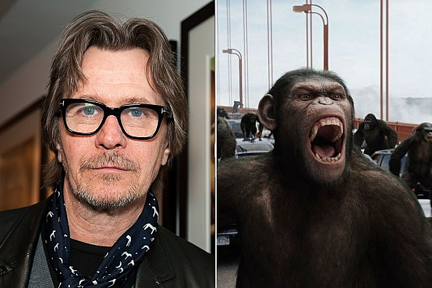 Gary Oldman, Dawn of the Planet of the Apes