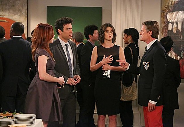 How I Met Your Mother Preview The Ashtray Photos