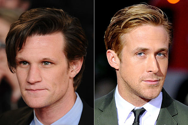 'Doctor Who's Matt Smith Boards Ryan Gosling's Directorial ...