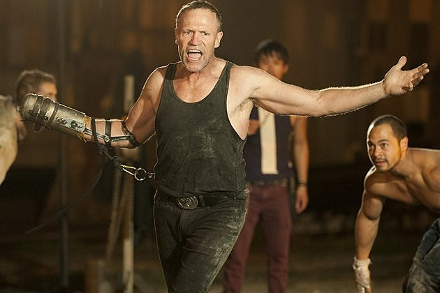 Mythbusters Zombies Michael Rooker The Walking Dead