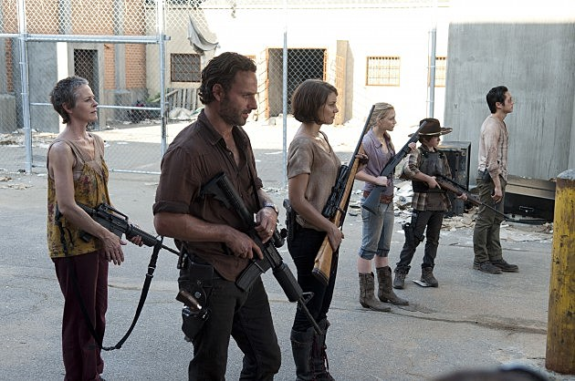 The Walking Dead I Aint A Judas Photos