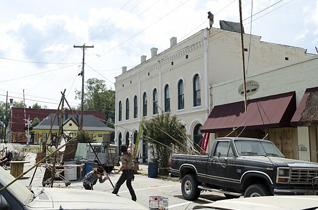 The Walking Dead Clear Preview Photos