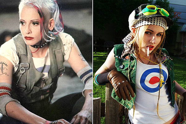 Cosplay Of The Day Donu2019t Mess With Tank Girl Unless You Want To Get Bombed