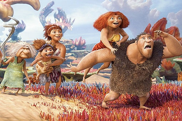 The Croods Sequel