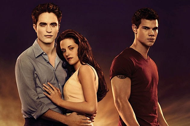 Twilight Sweeps Razzies