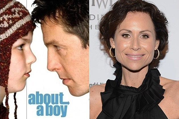 NBC About A Boy Minnie Driver