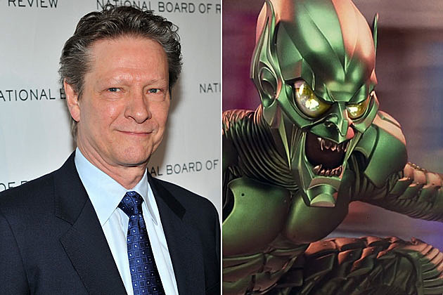 The Amazing Spider-Man 2 Green Goblin Chris Cooper