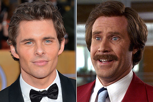 Anchorman 2 James Marsden
