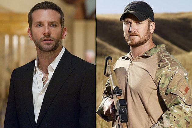Bradley Cooper Chris Kyle American Sniper