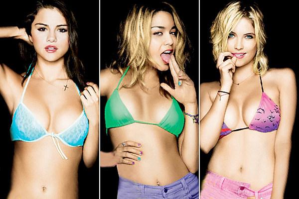 'Spring Breakers' Posters: Yup, More Bikinis