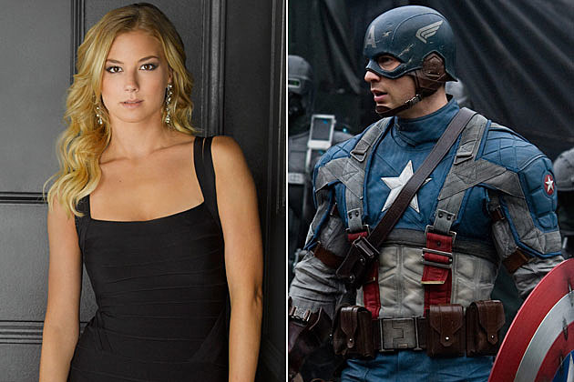 Captain America The Winter Soldier Emily VanCamp