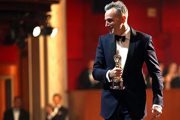 Daniel Day-Lewis Best Actor 2013 Oscars