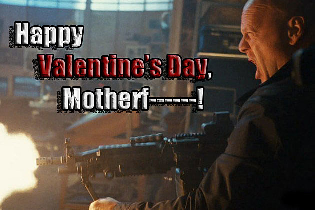 Die Hard 5 Valentine's Day Trailer