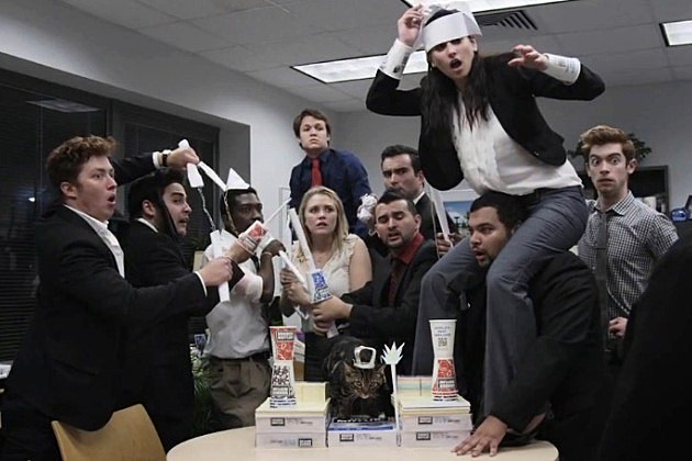 The Office Dunder Mifflin Super Bowl Commercial