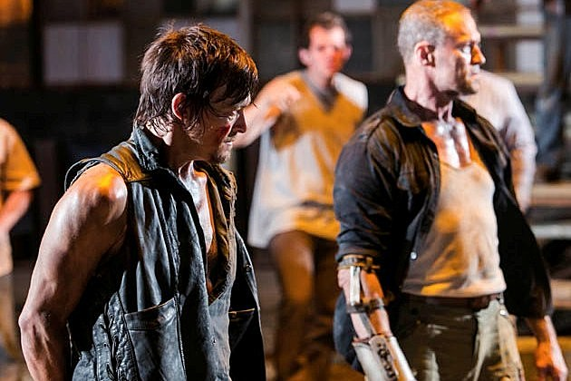 The Walking Dead Season 3 The Suicide King Photos Daryl