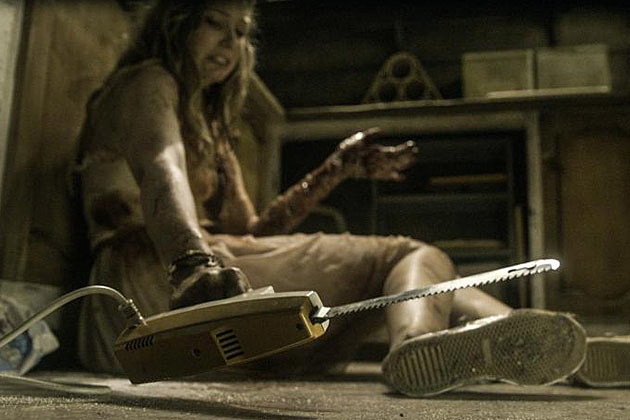Evil Dead reboot photos