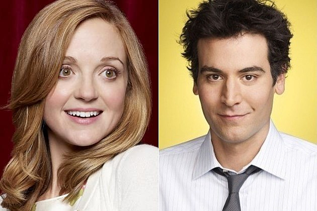 How I Met Your Mother Jayma Mays Time Travelers