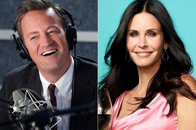 NBC Go On Courtney Cox Matthew Perry Friends