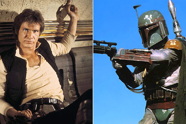 Star Wars Episode 7 Spinoffs Han Solo Boba Fett
