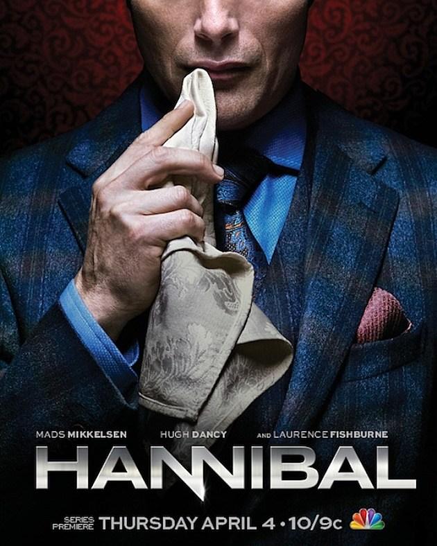 NBC Hannibal Poster