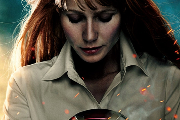 New 'Iron Man 3' Poster Gives Pepper Potts Some Face-Time