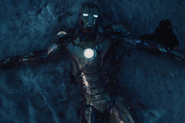 Iron Man 3 Super Bowl trailer