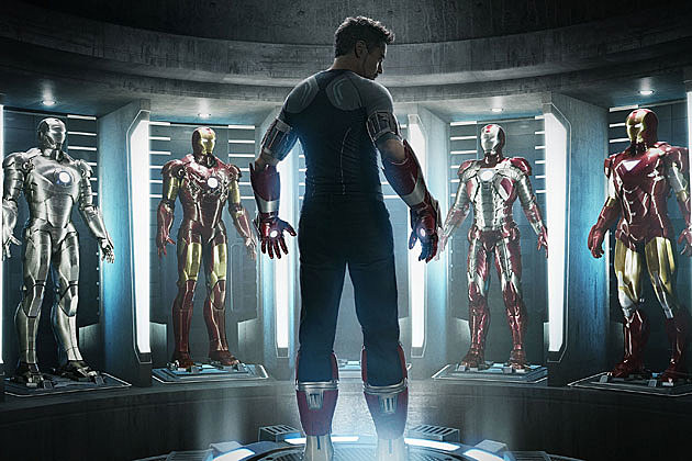 Iron Man 3 Stark Industries