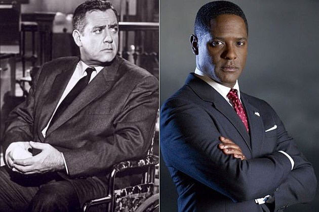 NBC Ironside Remake Blair Underwood
