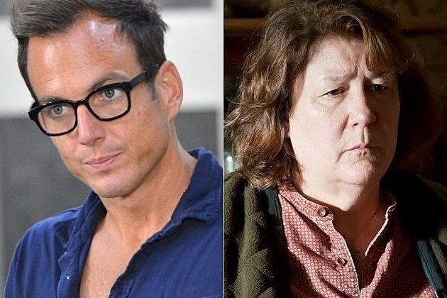 Margo Martindale Will Arnett CBS Comedy