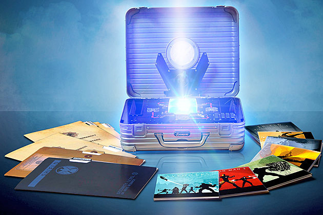Marvel Cinematic Universe, Phase One Blu-ray Box Set