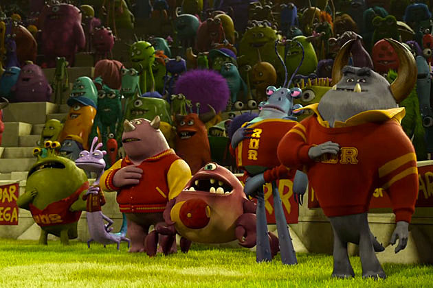 New monsters university footage direct from the dean voltagebd Images