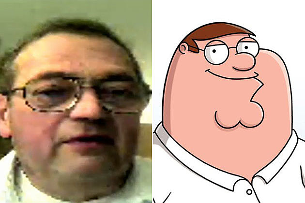 Peter Griffin Family Guy Paul Timmins