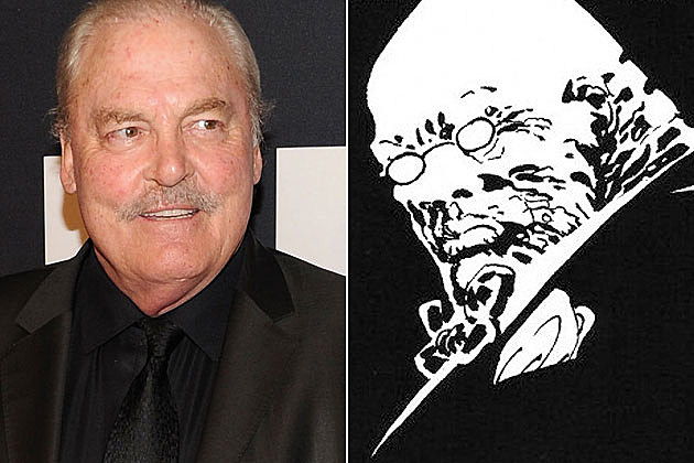 Sin City A Dame to Kill For Stacy Keach