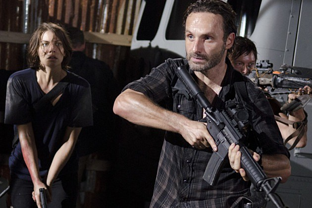 The Walking Dead Premiere Review The Suicide King