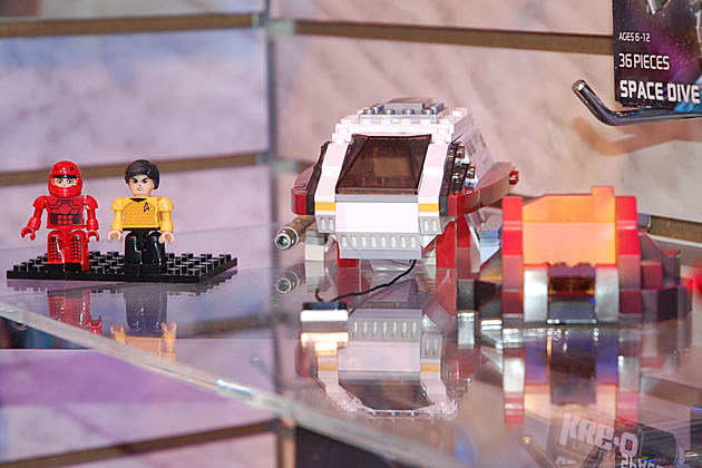 Star Trek Into Darkness Toys