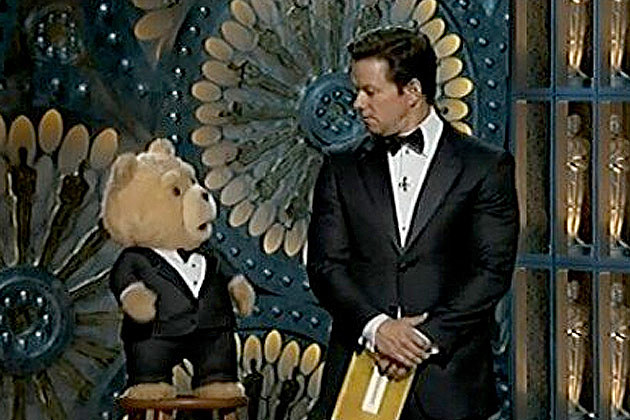 Ted Mark Wahlberg Oscars