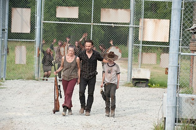 The Walking Dead Season 3 The Suicide King Photos