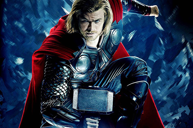 Thor The Dark World Toys