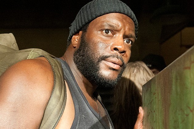 The Walking Dead Season 3 Tyreese Suicide King