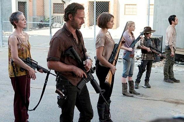 The Walking Dead não é uma prévia Judas