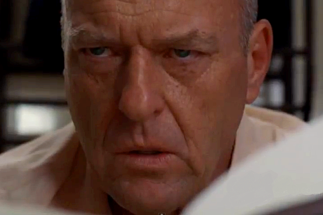 Breaking Bad Dean Norris Under the Dome CBS