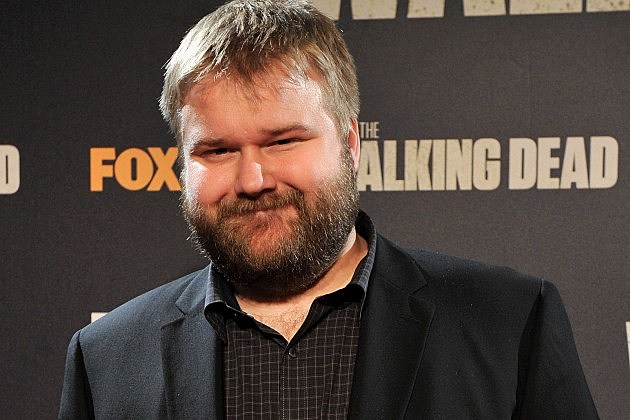 The Walking Dead Robert Kirkman Exorcism Drama