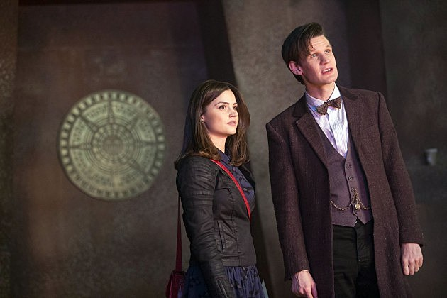 Doctor Who Series 7B Photos