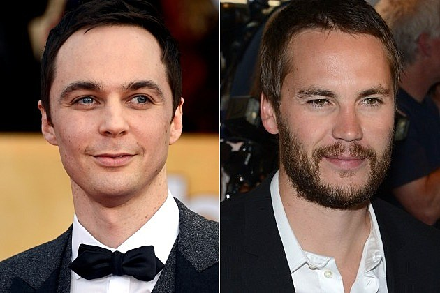 HBO The Normal Heart Jim Parsons Taylor Kitsch