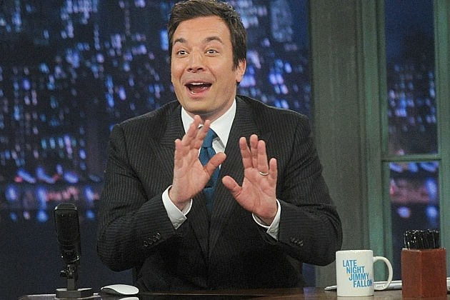 The Tonight Show Jimmy Fallon 2014 New York