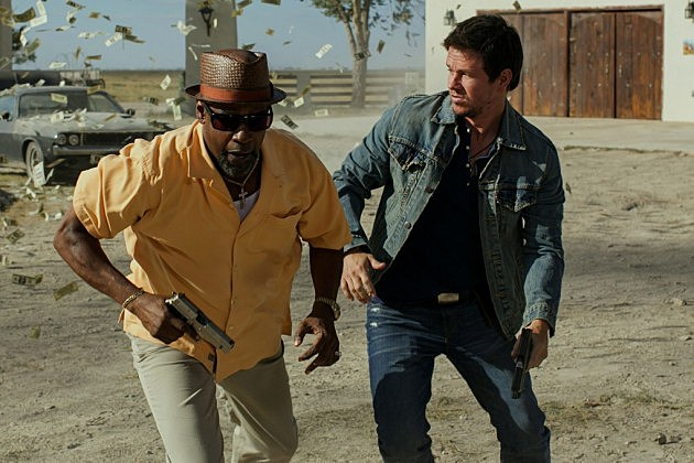 2 Guns trailer Mark Wahlberg Denzel Washington