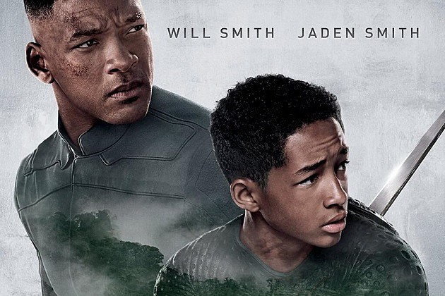 After Earth Poster preview