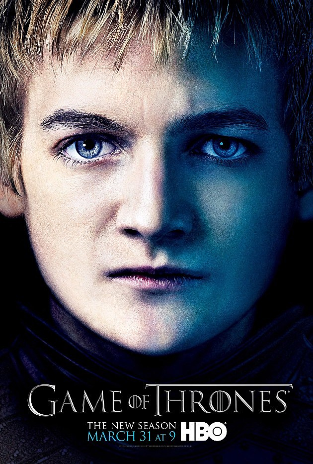 Game of Thrones Season 3 Poster King Joffrey