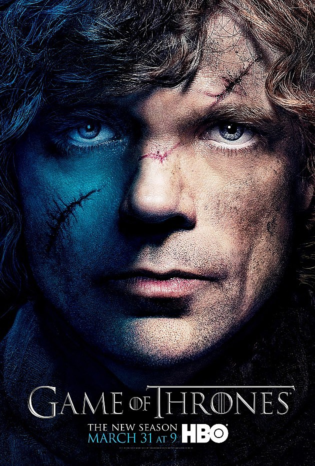 Game of Thrones Season 3 Poster Tyrion Lannister