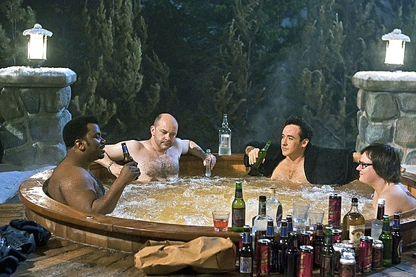 'Hot Tub Time Machine' Sequel to Shoot This Summer?